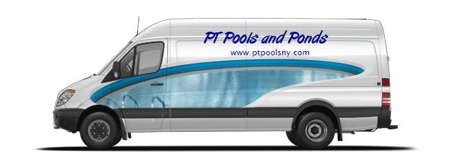 Pt Pools Truck